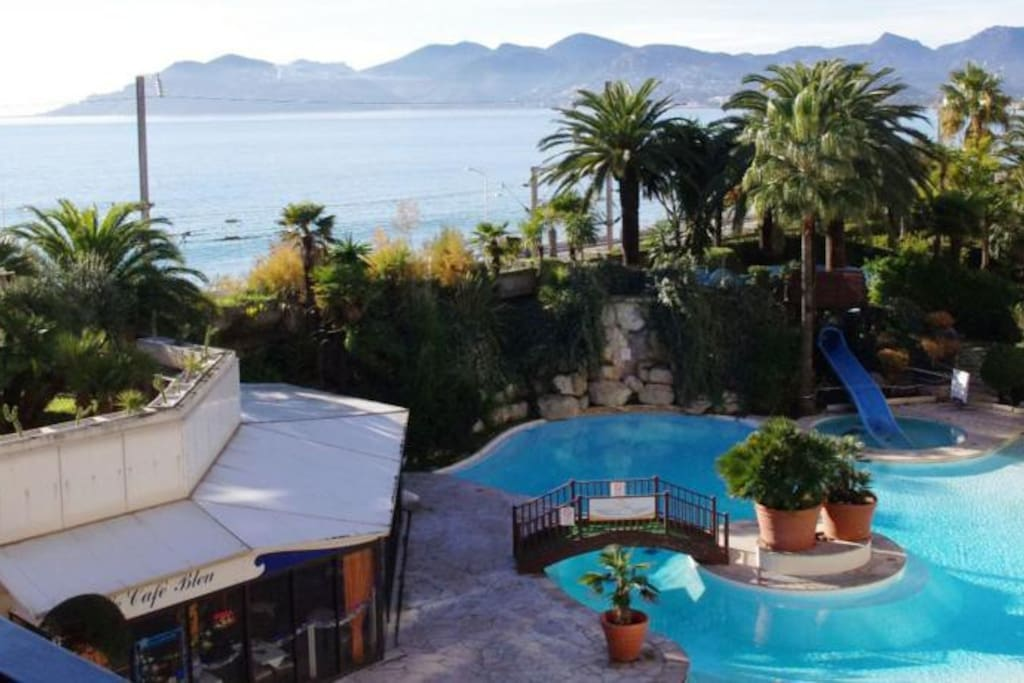 Appart 39 hotel t2 cannes la bocca appartements en for Appart hotel en france