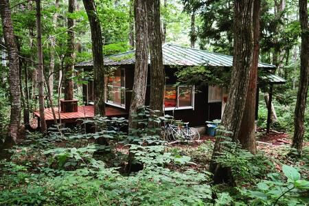 Lake Nojiri Cabin Nature, Hiking & Ski Escape
