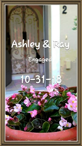 Our First Engagement!   I'm honored to have you here for this special occasion.  ~Lisa