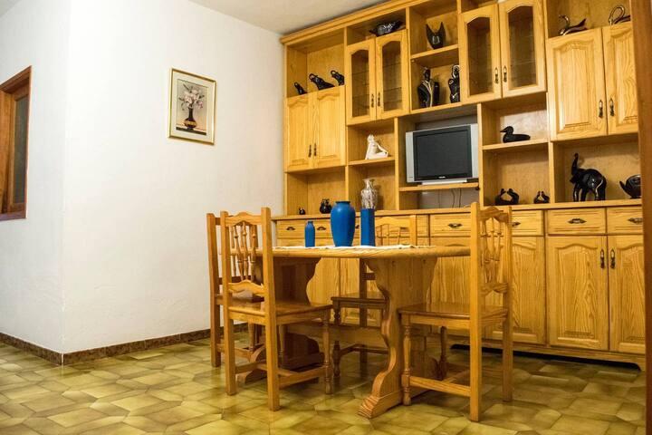 Apartamento en el centro de Frontera - Tigaday - Apartamento