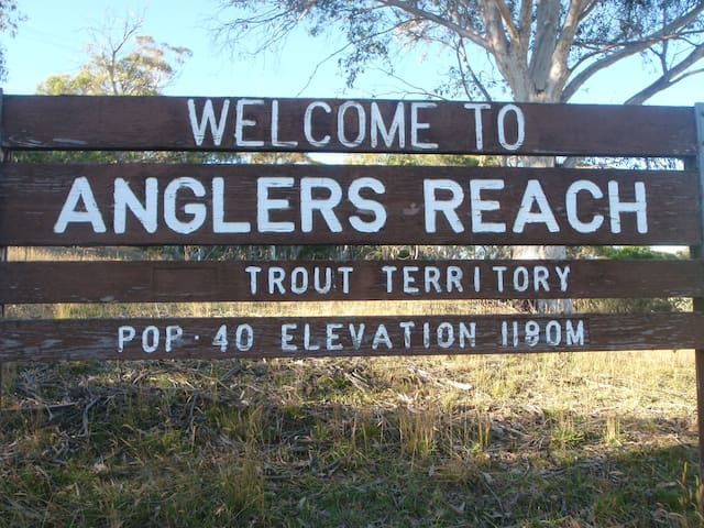 Potential, Anglers Reach
