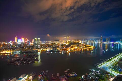 [Vientiane House] Sleep at night in Macau/Giant Screen Home Cinema/Changlong Ocean World/Macau Island/Exhibition Center