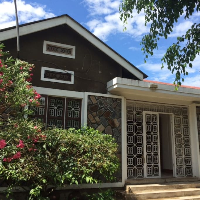 Welcome to your home away from home in Mwanza!