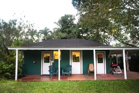 Hanalei Garden Surf Cottage