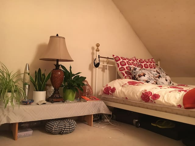 Room in Chiswick (3 month rental ONLY oct1-jan2)