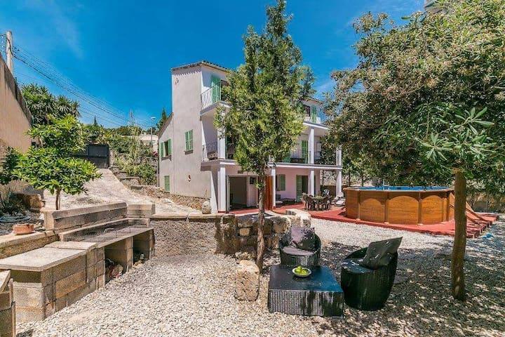 R5 room in Cala Major/Palma beach house