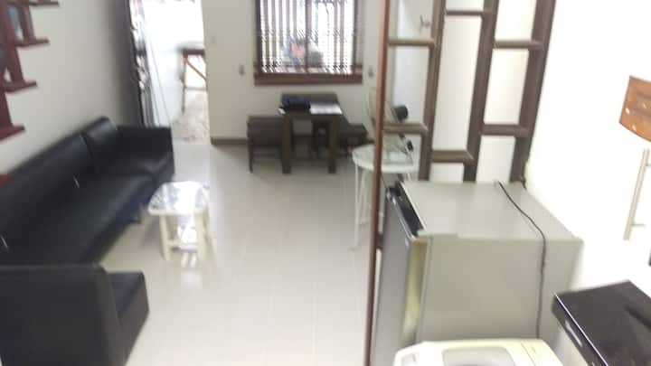 In the  heart of Neo Calapan  Apartment.