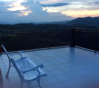 Mountain Views Vacation House - Wang Katha - Huis
