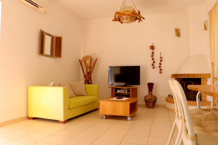 Villa Destiny - Miramar Complex - Korfos - House