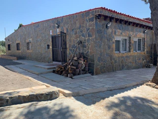 Cortijo Los olivos