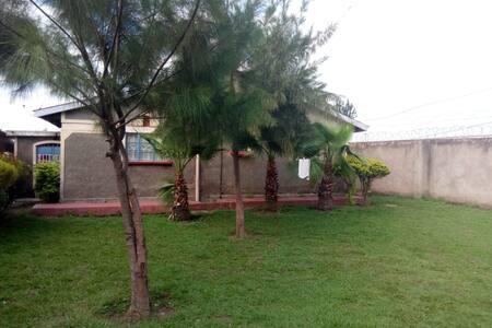 Patrick House, Malaba Kenya