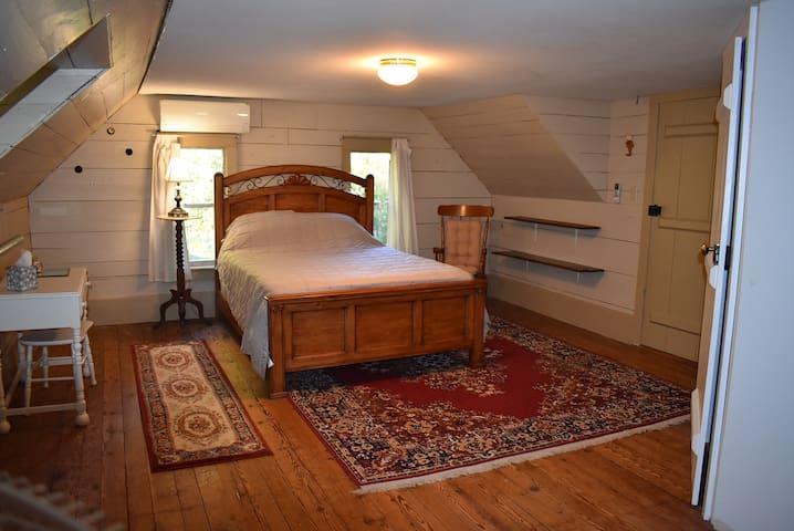 First Upstairs Bedroom w/ Queen Bed