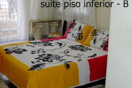 double room Queen bed - Joinville - House