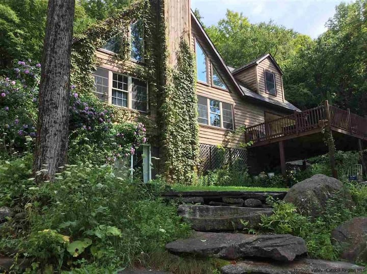 Stunning Mountain Views in Northern Catskills