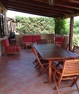 villa lina sul mare - Piana Calzata - Villa