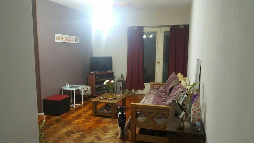 Comodo departamento entre Olivos - Olivos - Apartmen