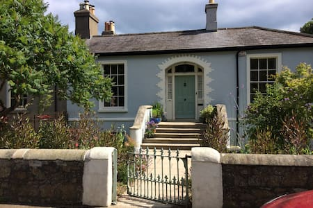 Cosy rooms in a beautiful sculptors seaside home - Bray - Dom