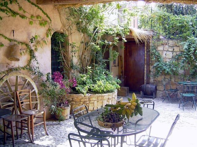 Agriturismo Guarnera Appartamento Celeste - Campofelice di Roccella - Rumah