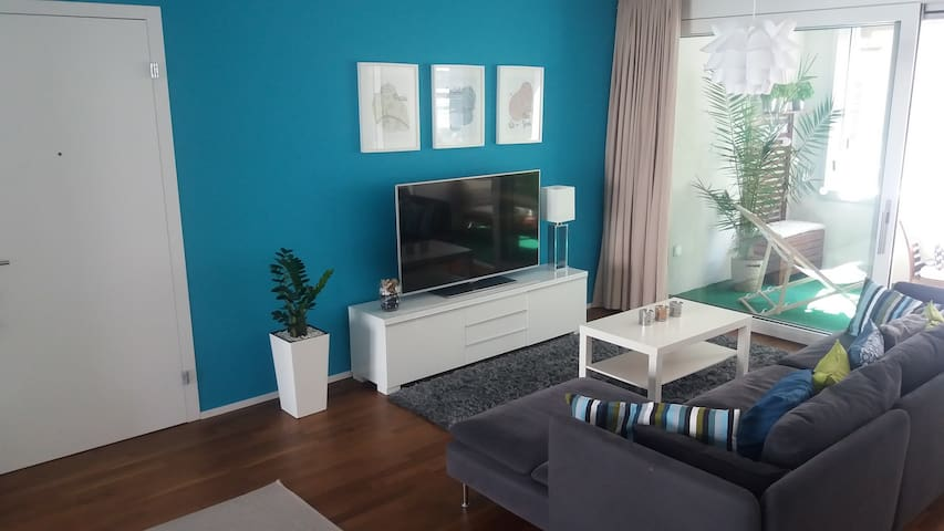Modern Room with prv bathroom near the Airport-4km - Opfikon - Wohnung