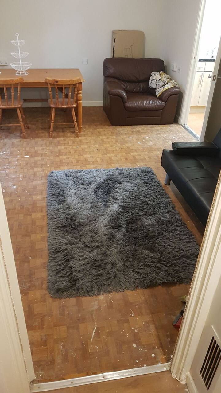 Big room for quiet single person