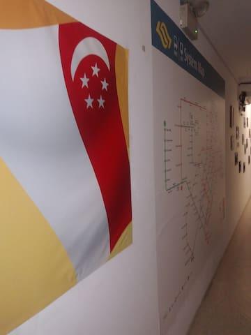 Singapore 53rd Birthday