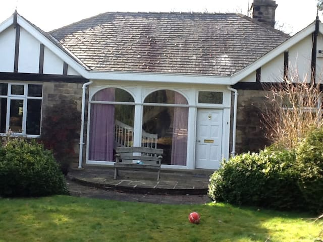 Large family home in the Peak District. - Derbyshire - Bungalo