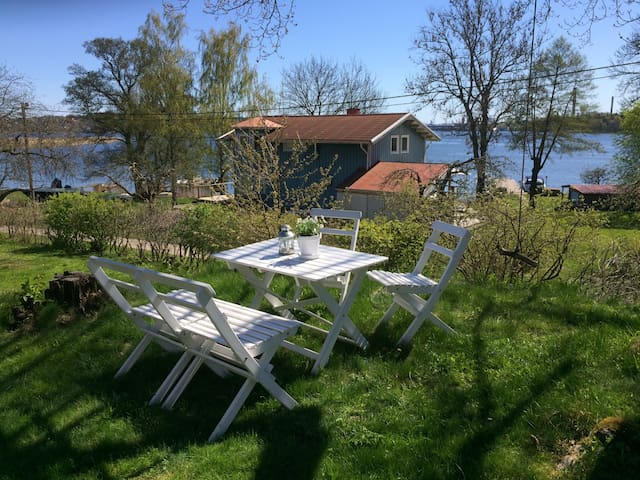 Stockholm island, sea and city life - Stocksund - Cabin