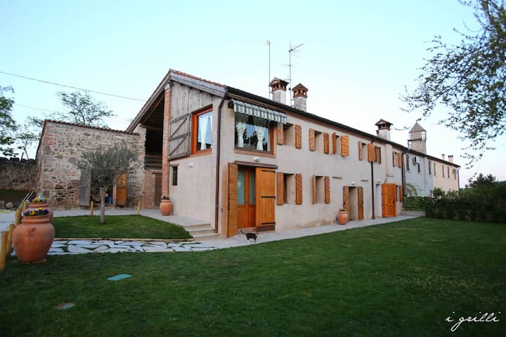 i grilli bed and breakfast - Valle San Giorgio - Bed & Breakfast