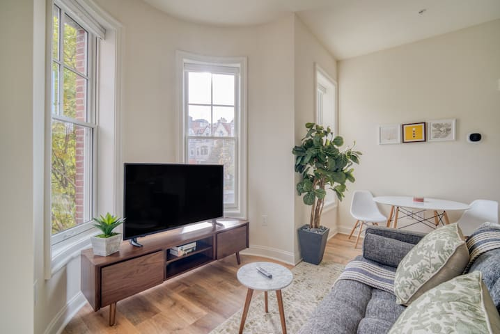 Lovely 1BR in Dupont Circle near Metro by Zeus