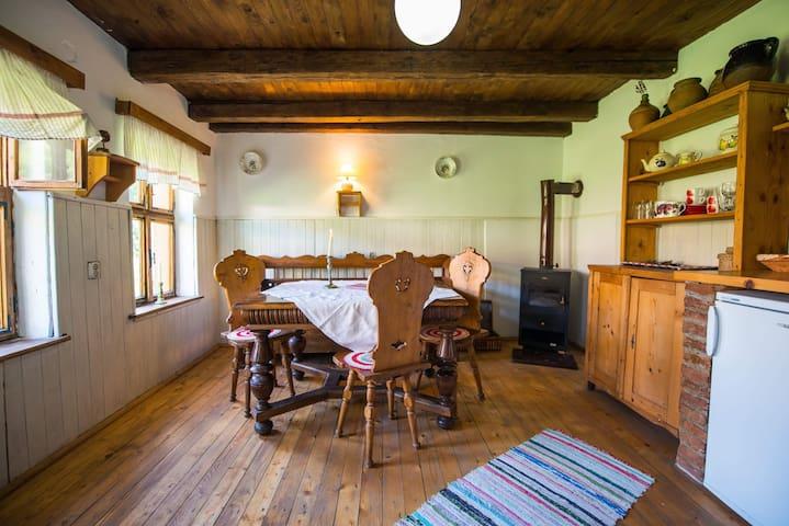 Siebenbürgisches Ferienhaus für 4