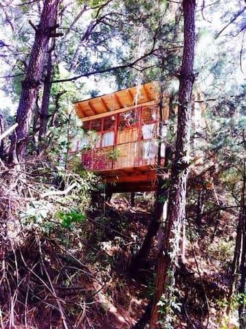 Cabaña Fresno Mazamitla, para pareja