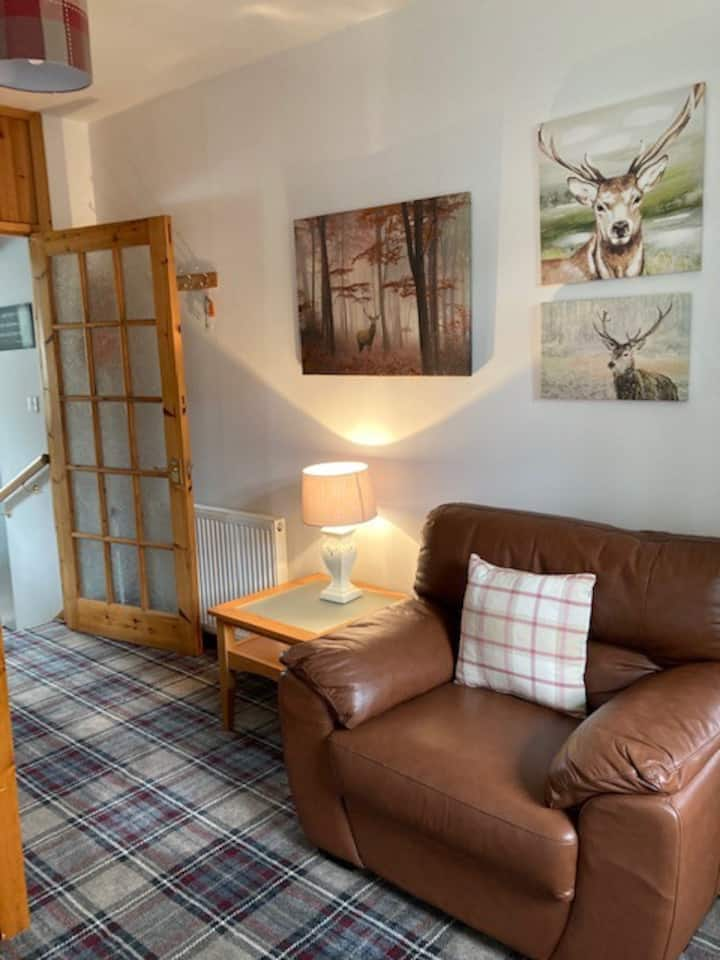 New to Air B&B, recently refurbished cottage