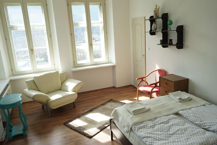 Arnie Apartman - Spacy flat for max. 6 people