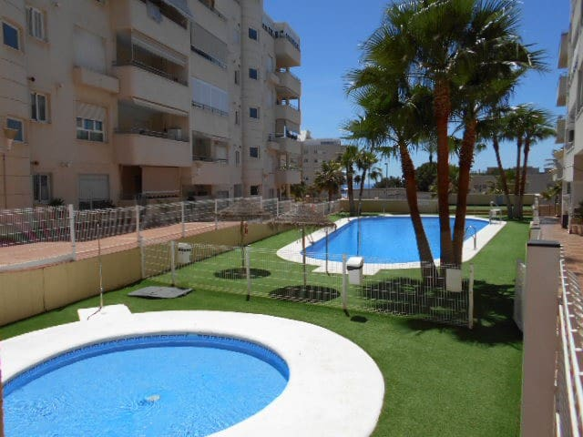 Espectacular apartamento en Aguadulce Sur