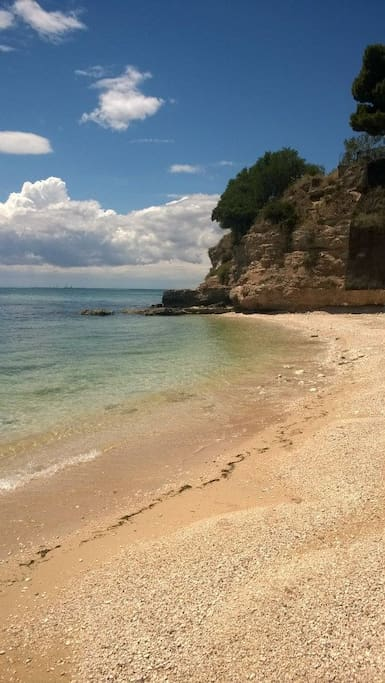 spiaggia di Chiancamasitto