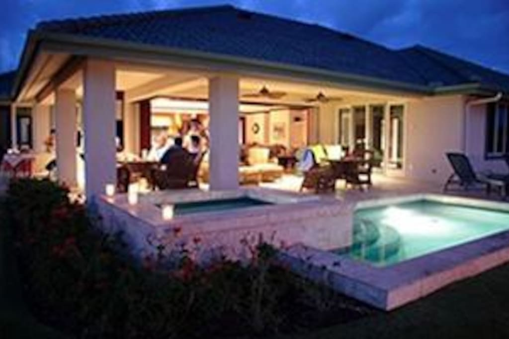 Ocean House, a luxury vacatio