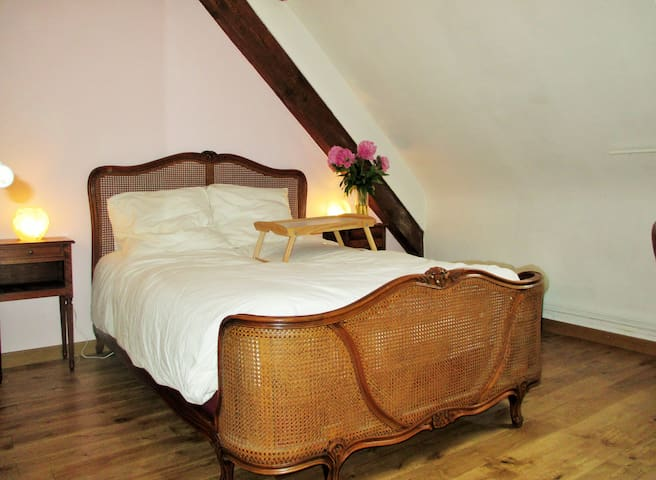Nice room, 15mn to foot from the cathedral - Estrasburgo - Departamento