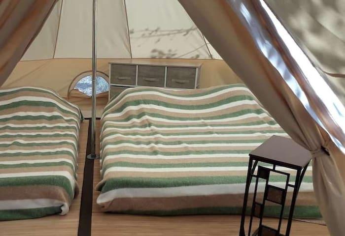 Superior Tent 2 - Eco-camping