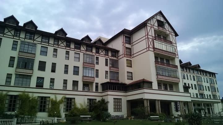Apartamento Teresópolis aconchegante no Alto