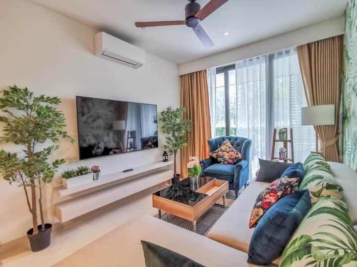 New Cassia Residence apartments, Phuket, Thailand