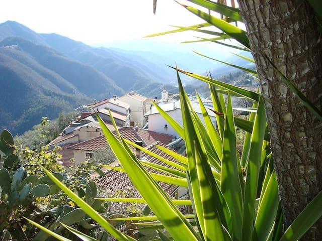 Casa in tipica borgata ligure - Bonfigliara