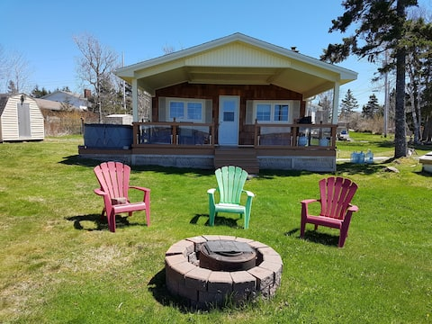 Lawrencetown Lakefront Cottage Rental by Owner
