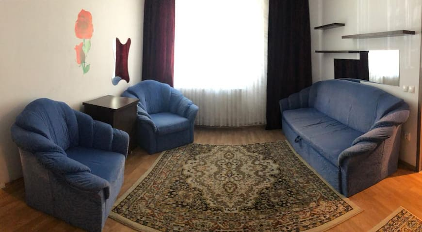 Two rooms Apartment in the center of Cluj
