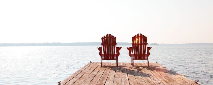 Waterfront Apartment, Lake Ontario