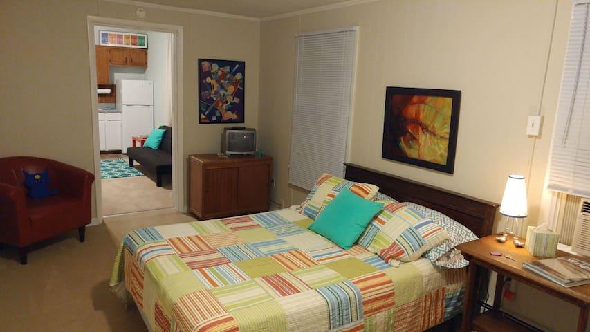 """North Beach Suite"" at the Pelton"