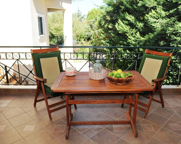Superior panorama villa, close to the beach - Paralia Trapezis - Casa