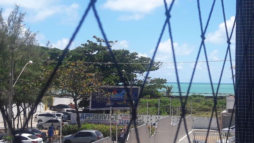 Apartamento 03 Qtos em João Pessoa-PB. 50 m praia.