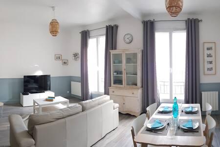 Appartement 4P/Palais Longchamps /Gare st Charles