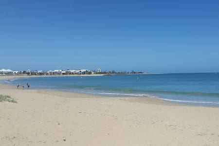 Town Beach 100 metres / Room For A Boat - Mandurah - Villa