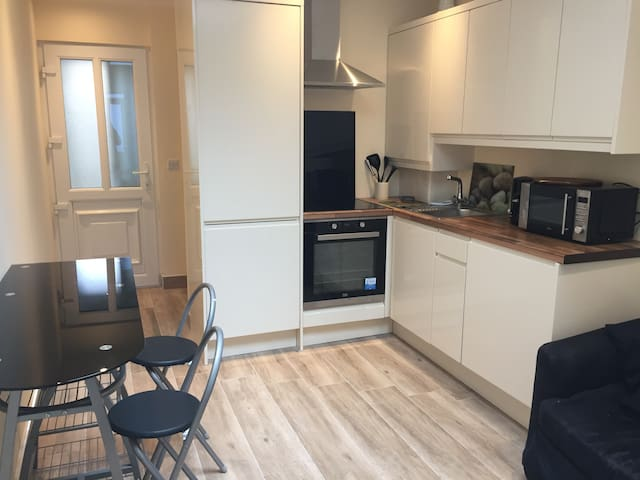 Newly Renovated Ground Floor Apartment